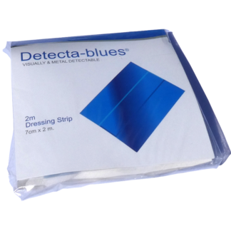 Blue Detectable Dressing Strip