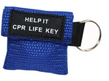 CPR Key Ring Pouch