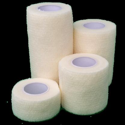 White Cohesive Bandage