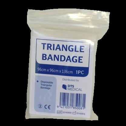 bandage triangular