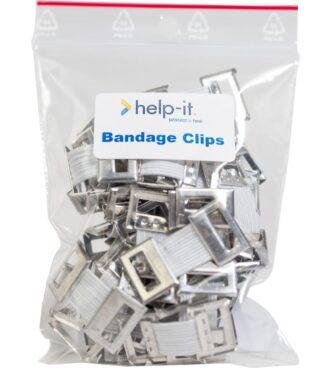 bandage clips