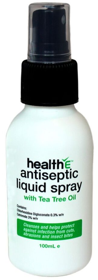 HealthE Antiseptic Spray