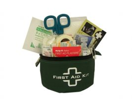 Basic Forestry First Aid Kit
