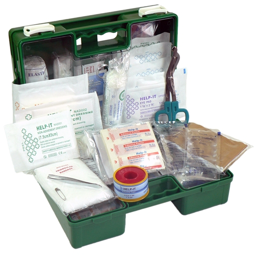 Office 1-5 Person First Aid Kit – Wall mount