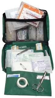 Industrial 1-12 Person First Aid Kit, Retail Outlet First Aid Kit Large, Family Car First Aid Kit