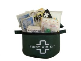 Glovebox First Aid Kit