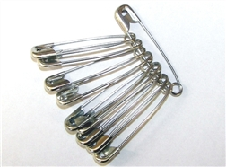 Safety Pins - x10
