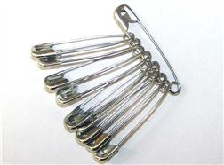 Safety Pins - x10