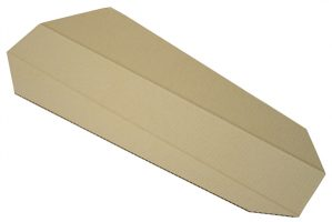 Cardboard Splint Large