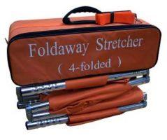 Quad Folding Stretcher