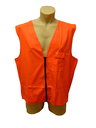 Day Only Vest - Orange