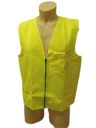Day Only Vest - Yellow