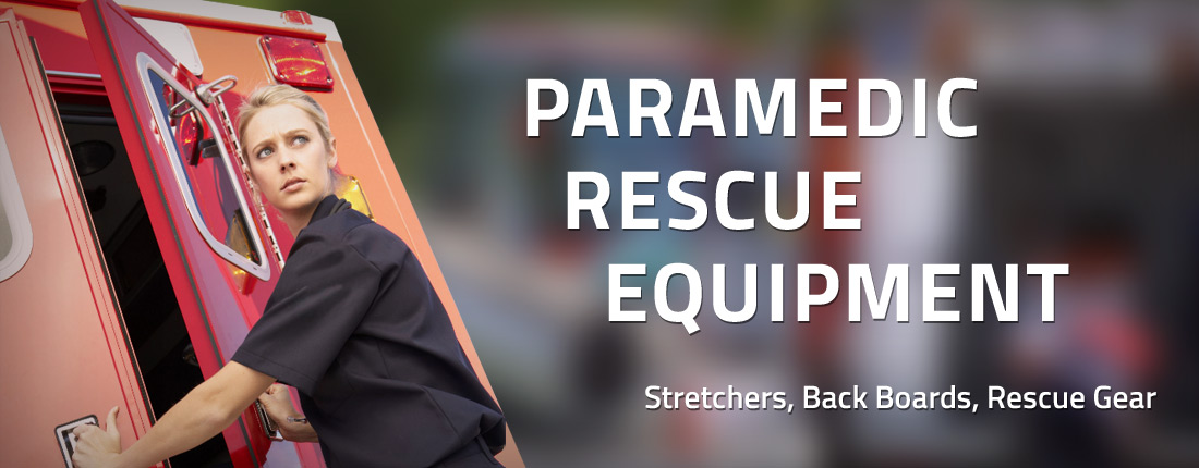 Paramedic Rescue Equipment