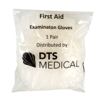 First Aid Latex Gloves