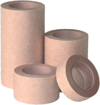 Flesh Toned Microporous Paper Tape 25mm